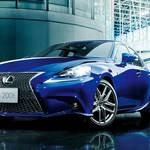 レクサスISにターボモデルを追加|Lexus