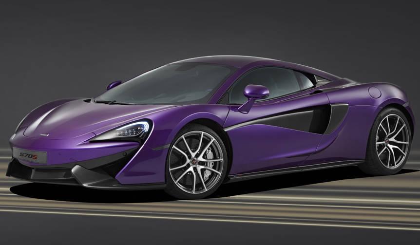 マクラーレン、ペブルビーチでビスポーク仕様モデルを披露|McLaren