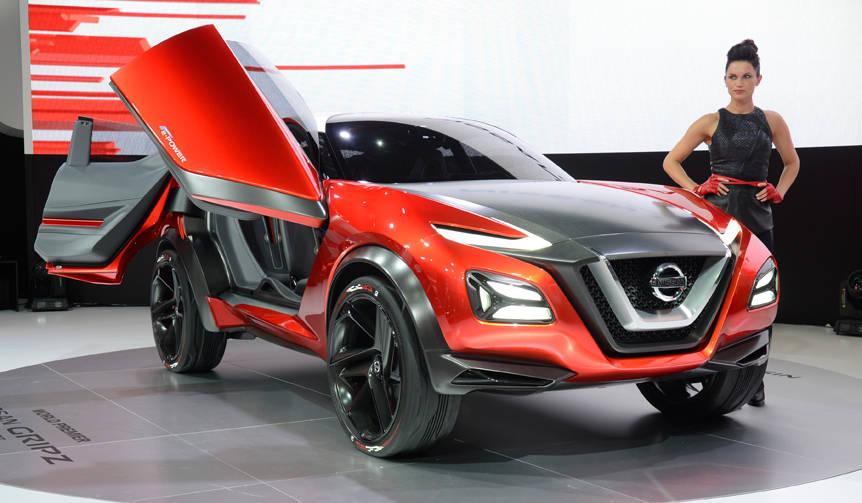 日産がEVハイブリッドのクロスオーバーを世界初公開|Nissan