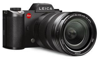 ミラーレスシステムカメラの新基準となる「ライカSL」登場|LEICA