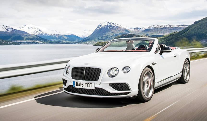 世界最高峰のドライバーズカーの魅力に迫る|BENTLEY