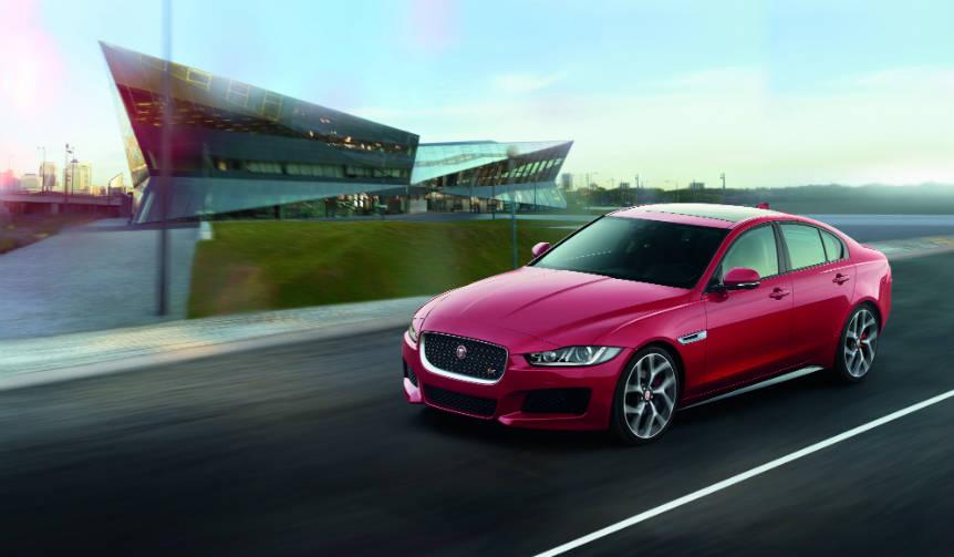 ジャガー「XE」の2017年モデルが受注開始|Jaguar
