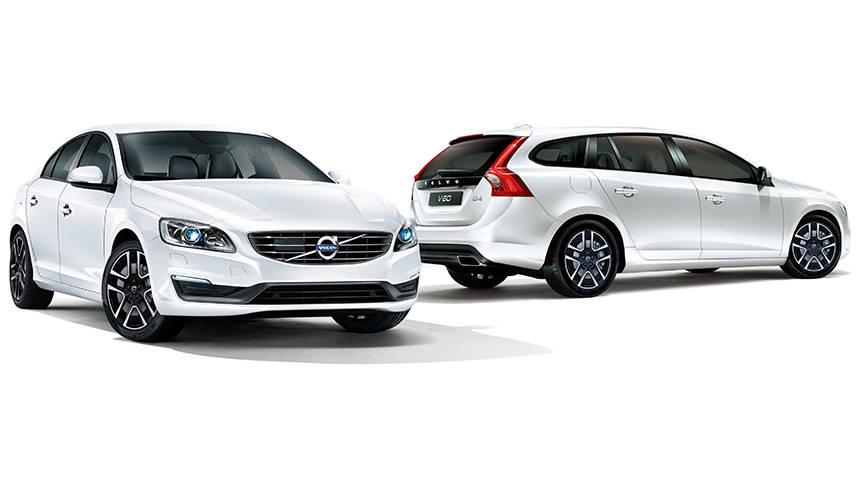 ボルボ「S60」と「V60」に特別仕様車が登場 Volvo