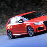 アウディ RS3 スポーツバックに試乗|Audi