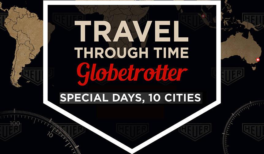 「世界を旅するホイヤー・ヴィンテージ」展が9月16日(土)から開催|TAG HEUER