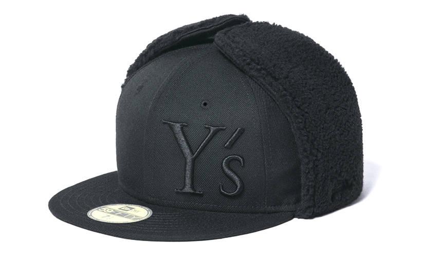 Y's(ワイズ)× New Era®(ニューエラ)によるコラボレーションモデルの最新作|Y's