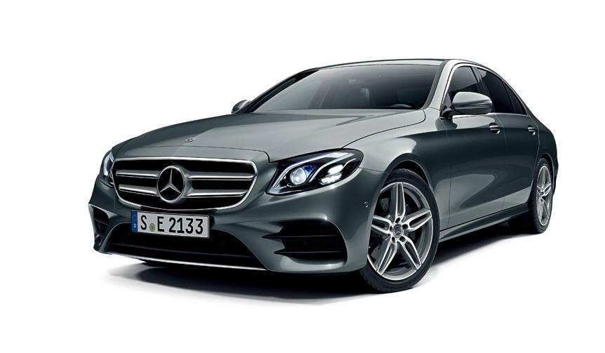 メルセデス・ベンツEクラスに新パワートレーンモデルを追加|Mercedes-Benz