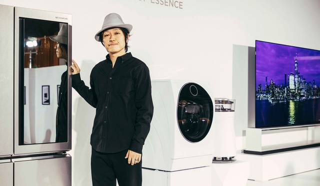 川上シュンが語る、アートとして進化したプレミアム家電の世界|LG SIGNATURE