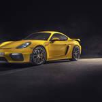 ポルシェ、6気筒NAの718スパイダー、718ケイマンGT4を追加|Porsche