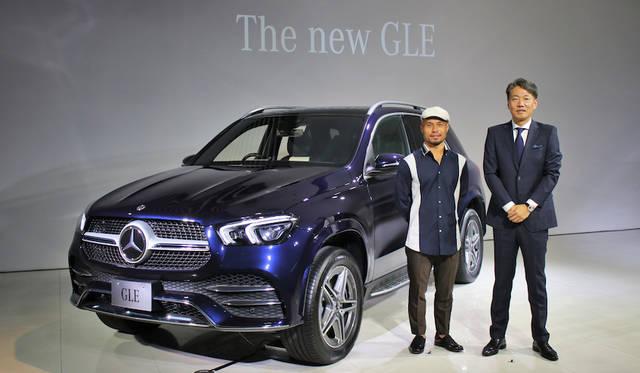 メルセデス・ベンツの7シーターSUV「GLE」が上陸|Mercedes-Benz