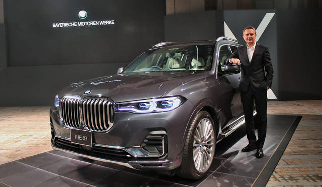 BMW最上級サルーン「7シリーズ」と最上級SUV「X7」を国内同時発表|BMW