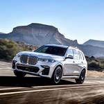 BMW の最上級SUV「X7」に試乗|BMW
