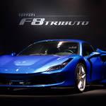 最新のV8フェラーリ「F8トリブート」日本上陸|Ferrari ギャラリー