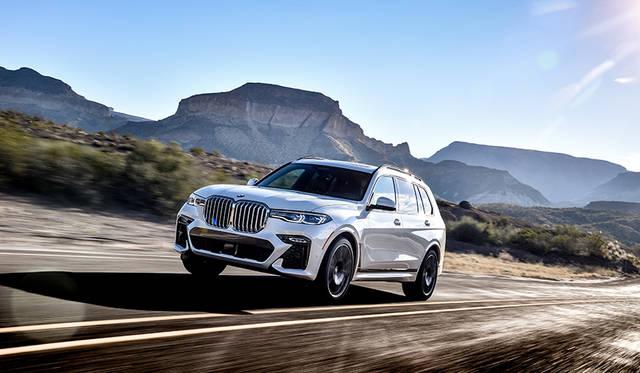 BMW の最上級SUV「X7」に試乗|BMW ギャラリー