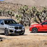 Mのあらたなラインアップ「X3 M」「X4 M」が誕生|BMW ギャラリー