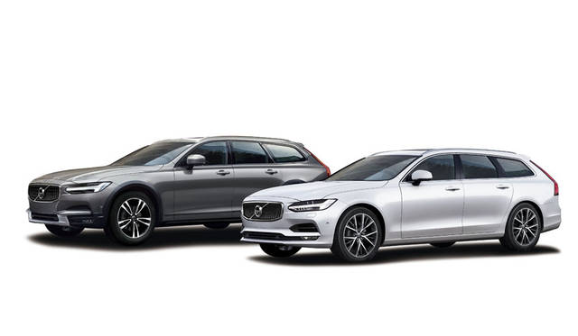 ボルボV90、V90クロスカントリーのディーゼルモデルに特別限定車|Volvo