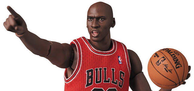 MAFEX Michael Jordan (Chicago Bulls)|MEDICOM TOY