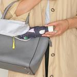 バッグに外付けすれば、嵩張らない! 折りたたみ傘専用ケース|MARNA