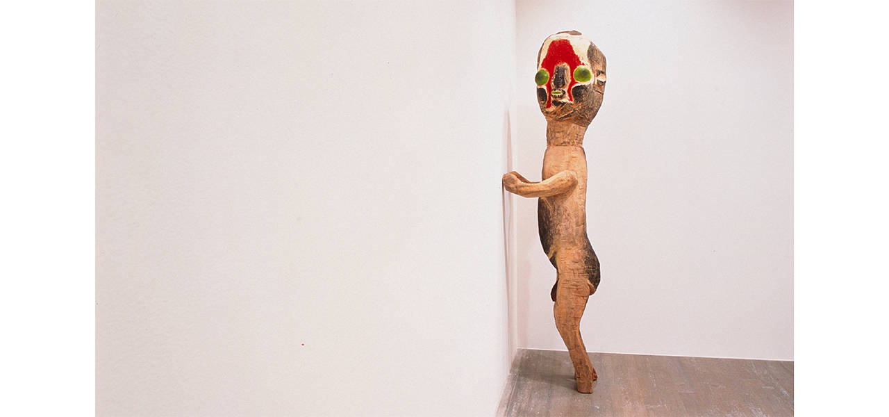 「加藤泉-LIKE A ROLLING SNOWBALL」展、東京、そして群馬にて開催|ART