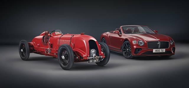 ベントレー100周年を祝う100台の限定車|Bentley