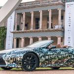 レクサスLCコンバーチブルの市販化決定|Lexus