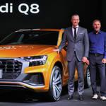 アウディ、新たなるフラッグシップSUV「Q8」発売|Audi