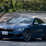 BMW「8シリーズクーペ」に試乗|BMW