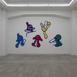 ジェームス・ジャービス新作展「Throw-ups」渋谷NANZUKAで開催 ART