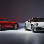 新型911のエントリーモデルがデビュー|Porsche