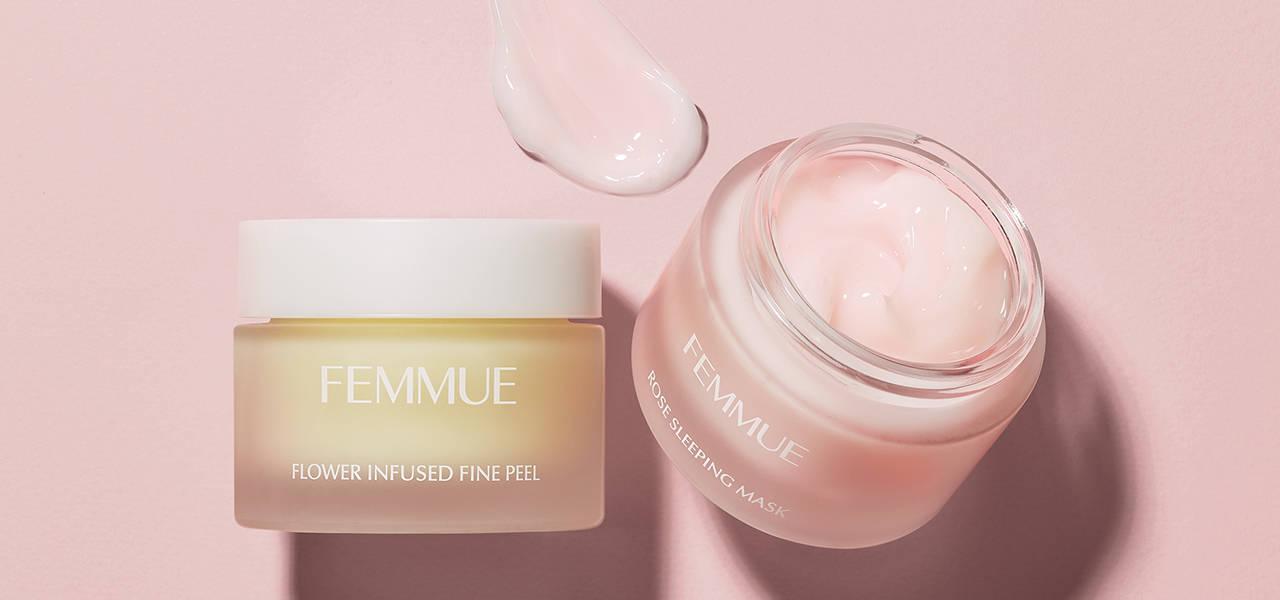 韓国発ボタニカルスキンケアブランド「ファミュ」から2種類の新作発売|FEMMUE