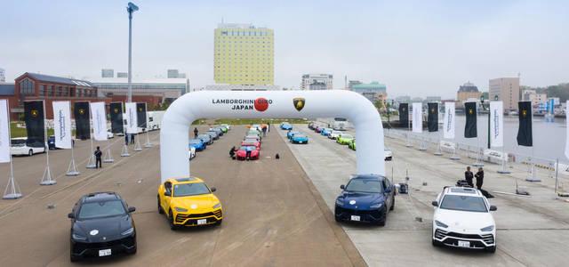 Lamborghini GIRO JAPAN 2019リポート|Lamborghini