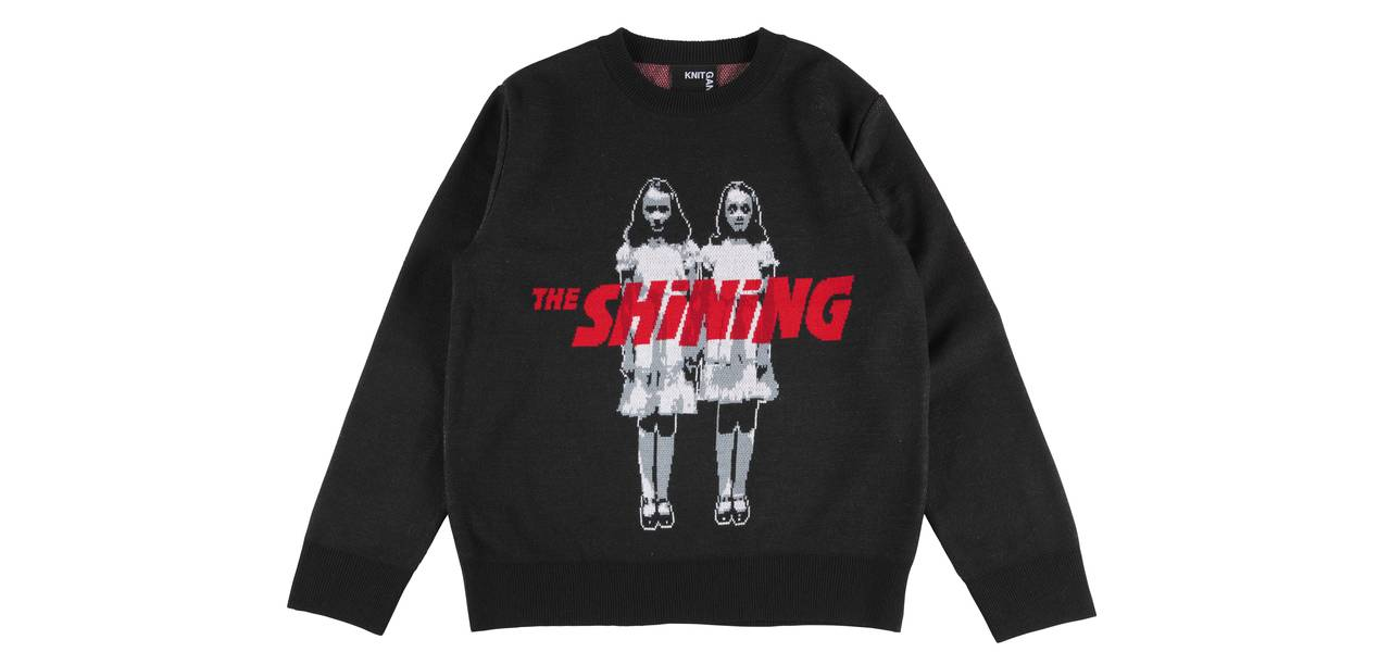 "MLE & KNIT GANG COUNCIL ""THE SHINING""