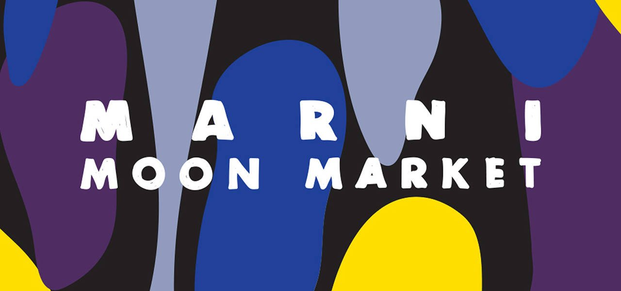 マルニが伊勢丹新宿店で「マルニ ムーン マーケット」を開催|MARNI