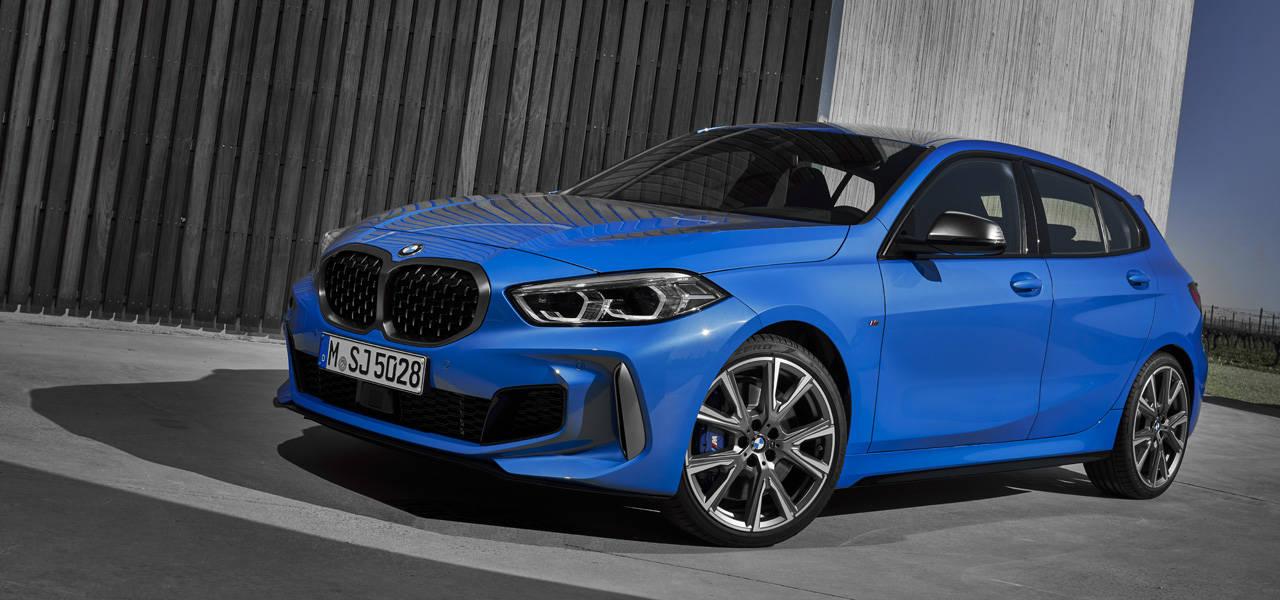 FFになった新型BMW1シリーズが日本デビュー|BMW