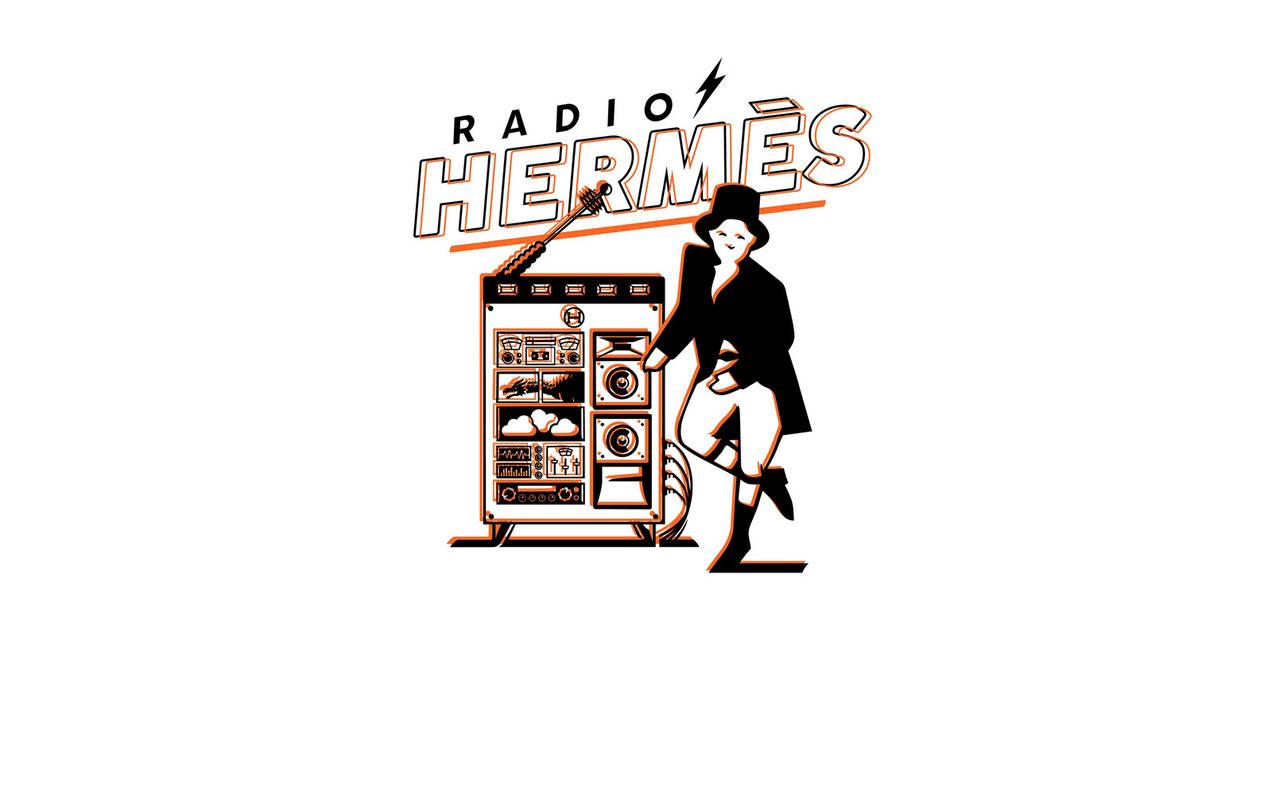 エルメスの世界観をラジオで届ける「ラジオエルメス」|HERMÈS
