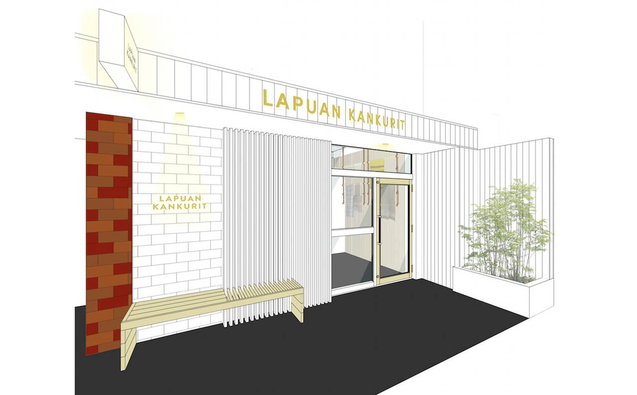 フィンランドを代表するテキスタイルメーカー。表参道にて路面店がオープン|LAPUAN KANKURIT