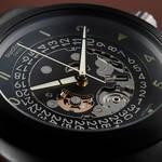 非磁性合金Nivachron™製ヒゲゼンマイを搭載した新作「SISTEM51 IRONY」|swatch®