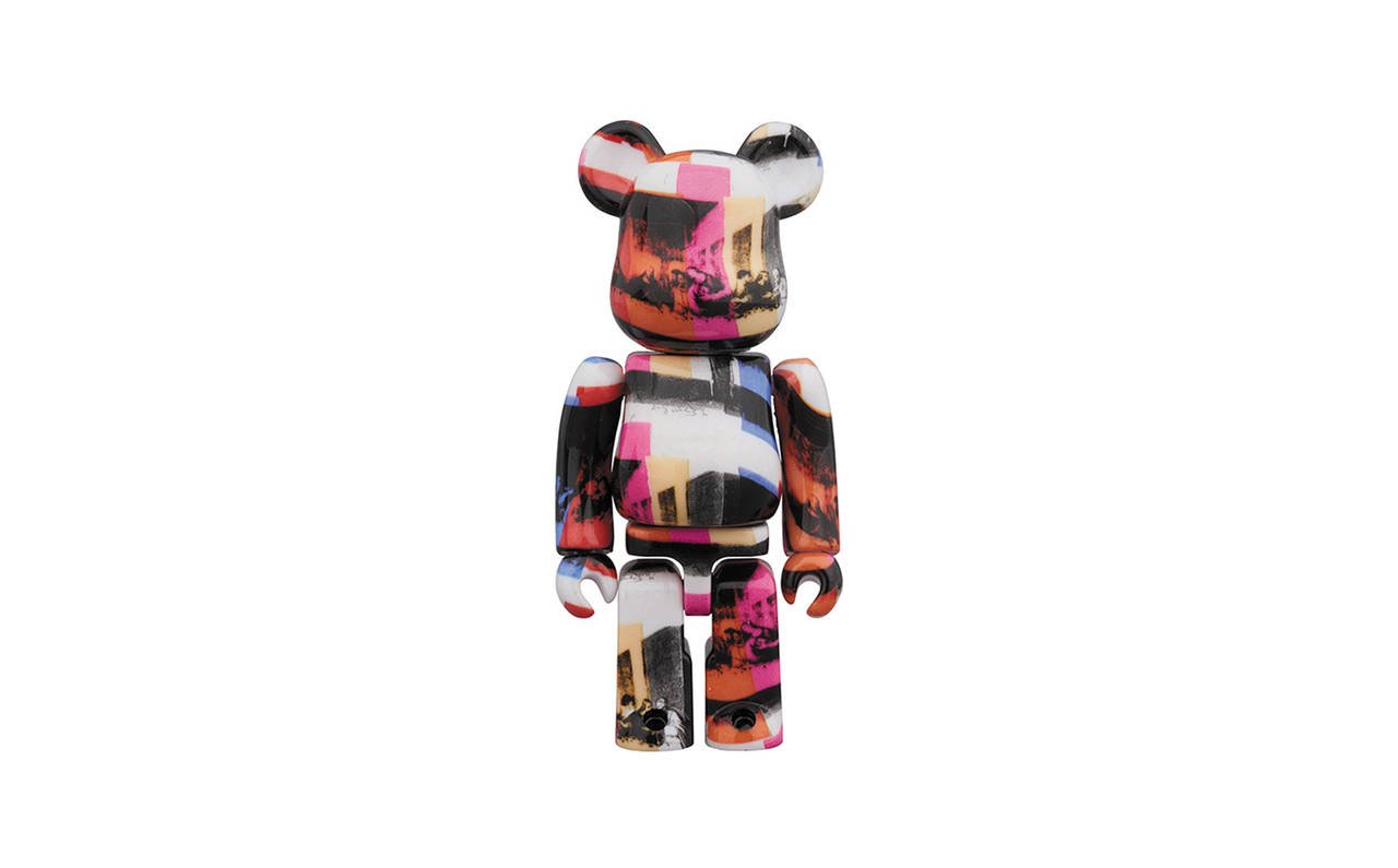 "BE@RBRICK ANDY WARHOL ""The Last Supper""  100% & 400%/1000%