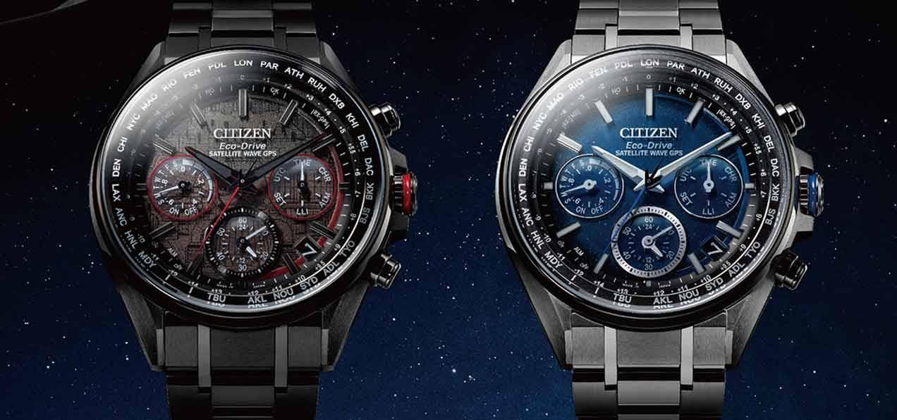 シチズンによるスター・ウォーズ限定モデル2機種が予約開始|CITIZEN