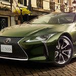 フラッグシップクーペ「LC」にレクサスが掲げる「クラフテッド」の思想を具現した特別仕様車が登場|Lexus