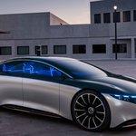 東京モーターショー2019で高級サルーンEV「ビジョンEQS」などをアジアプレミア | Mercedes Benz