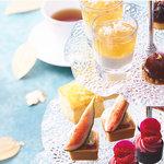 ストリングスホテル東京インターコンチネンタルの「オータム・ウェルネス・アフタヌーンティー」|EAT