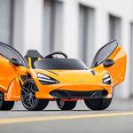 次世代のスーパーカーファンへ──キッズドライバーのためのマクラーレン720Sがデビュー| Mclaren
