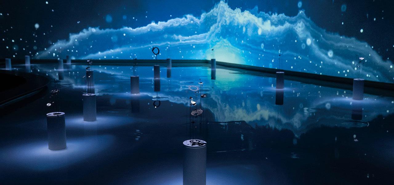 ミラノサローネで展示されたインスタレーションが東京へ凱旋|GRAND SEIKO