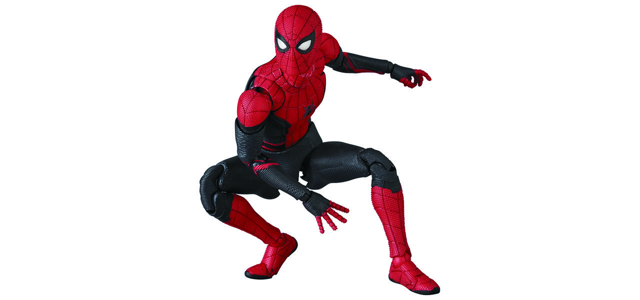 MAFEX SPIDER-MAN Upgraded Suit|MEDICOM TOY
