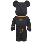 PORTER × BE@RBRICK TANKER BLACK Special Edition 400%/1000%|MEDICOM TOY