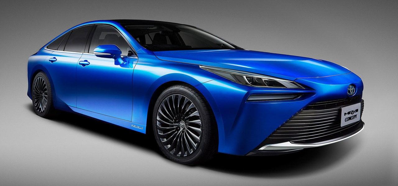 よりダイナミックな走りを追求──新型ミライの開発最終段階モデルを東京モーターショー2019で世界初披露|Toyota