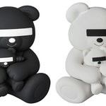 VCD  UNDERCOVER, BE@RBRICK UNDERCOVER 100%&400% |MEDICOM TOY