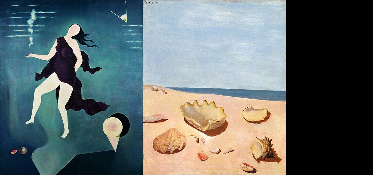 「シュルレアリスムと絵画 ―ダリ、エルンストと日本の『シュール』」展、約100点の作品集結|ART