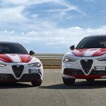 アルファロメオの血統を色濃く受け継ぐジュリアとステルヴィオに、F1参戦記念の限定モデル|Alfa Romeo
